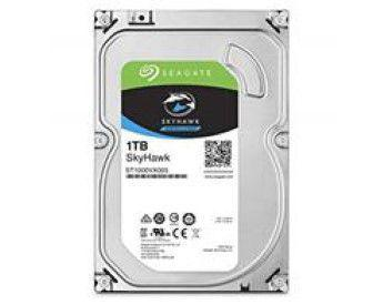 Imagem de HDD Seagate SKYHAWK 1 TB para Seguranca / Vigilancia / DVR ST1000VX005