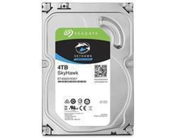 Imagem de HDD Seagate SKYHAWK 4 TB para Seguranca / Vigilancia / DVR -ST4000VX007