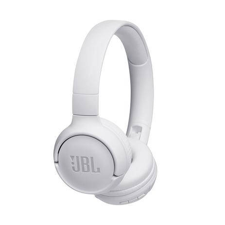 Imagem de Headphone Bluetooth com Microfone JBL Tune 500BT Branco