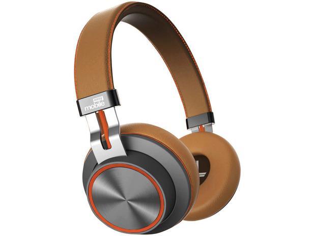 Headphone/Fone de Ouvido Easy Mobile Bluetooth - Sem Fio com cabo P2 Freedom 2