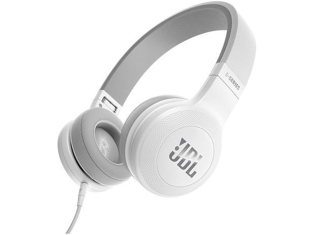 1faf495ff Headphone Fone de Ouvido JBL Dobrável - com Kit Comunicação On Ear ...