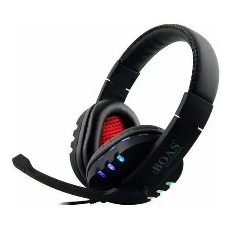 Imagem de Headset Fone De Ouvido Microfone Gamer Headphone FO11