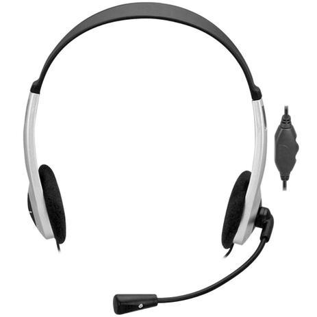 Imagem de Headset Fortrek HBL 101 - com Controle de Volume e Microfone - Conector 3.5mm - 62887