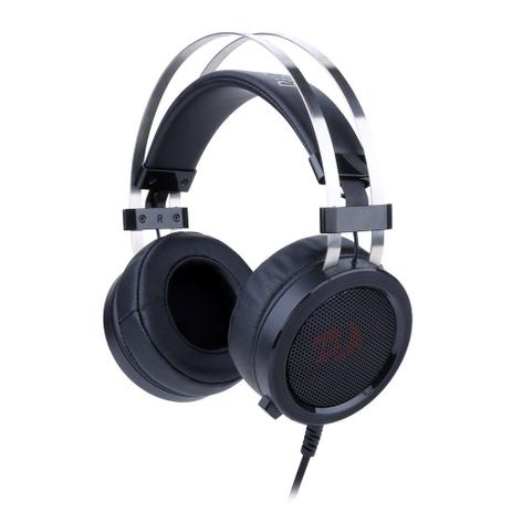 Imagem de Headset Gamer Redragon Scylla Preto P2 Com Microfone H901