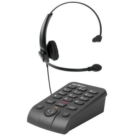 Imagem de Headset Intelbras Icon HSB50 - Telefone Digital Emborrachado