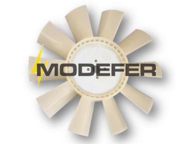 Imagem de Hélice Ventilador F1000/4000 MWM X10 ano 95 em diante Plástico
