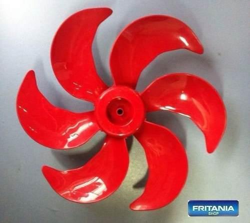 Imagem de Helice Ventilador Mallory 6 Pas 30 Cm Vermelha Mm277