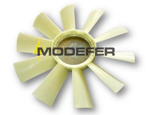 Imagem de Hélice Ventilador VW11130/ Plástico 10 Pás