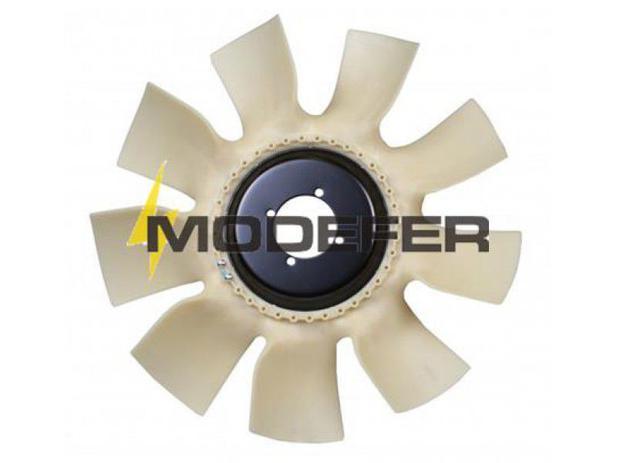 Imagem de Hélice Ventilador VW9150/15170 Eletrônico Plástico