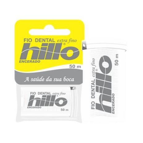 d7fb77b2d Hillo Fio Dental Extra Fino 50m - Fio Dental - Magazine Luiza