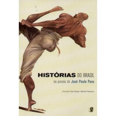 Imagem de Histórias do Brasil na Poesia de José Paulo Paes