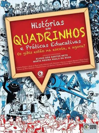 Imagem de Historias em Quadrinhos e Praticas Educativas