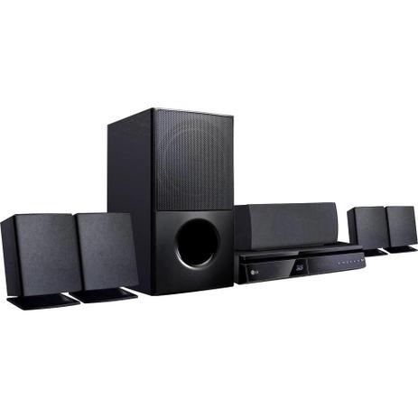 Imagem de Home Theater LG LHD625, Bluetooth, Rádio FM, HDMI, USB, Full HD, Up-Scaling, 5.1, DVD - Bivolt