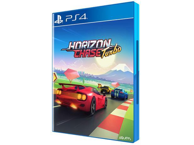 Horizon Chase Turbo para PS4 - Aquiris