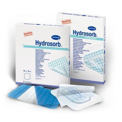 Imagem de Hydrosorb Hidrogel Em Placa 10X10 cm