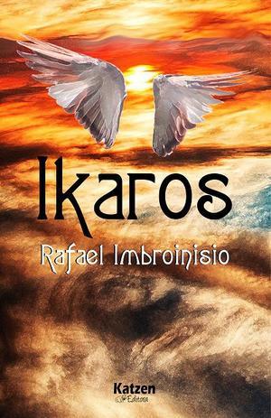 Imagem de Ikaros - Livro - Katzen Editora