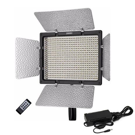 Imagem de Iluminador LED Yongnuo YN600L  c/ Ventoinha