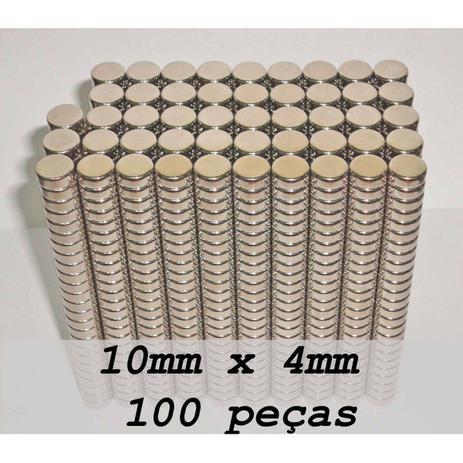 03587ba8e9f Ima De Neodímio   Super Forte   10mm X 4mm