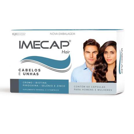 Imagem de Imecap Hair Com 60 Cápsulas