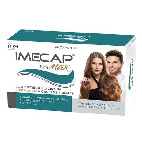 Imagem de Imecap Hair Max - Tratamento Cabelo e Unhas