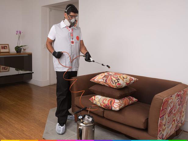 Imagem de Impermeabilização de sofá até 1 e 2 lugares
