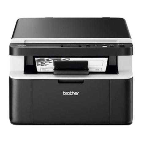 Imagem de Impressora Brother Multifuncional Laser Monocromática DCP-1602