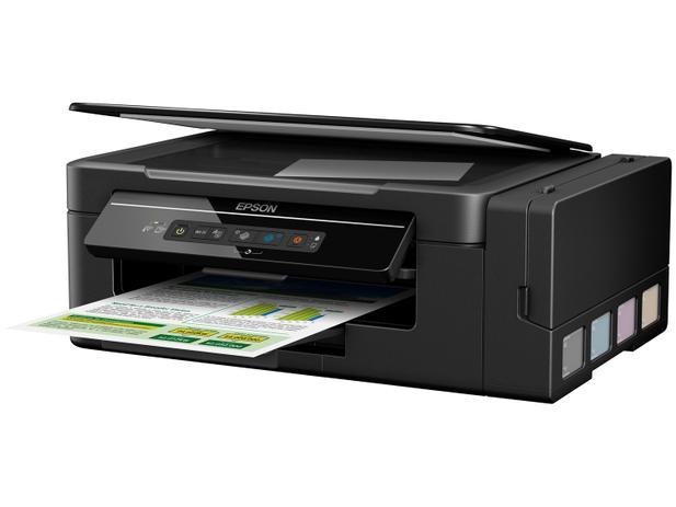 Imagem de Impressora epson multifuncional l396 eco tank