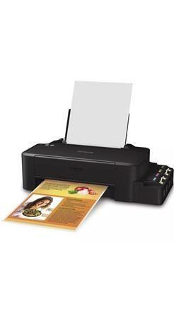 Imagem de Impressora EPSON Tanque de Tinta (ecotank) L120 - C11CD76201