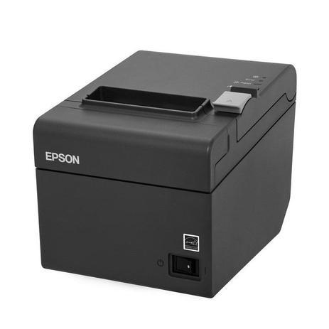 Imagem de Impressora Epson TM-T20 - Impressora de cupom e NFC-e  / USB