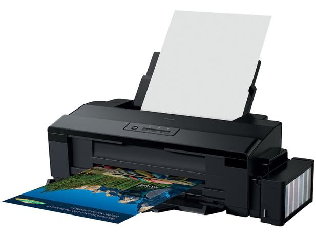 Imagem de Impressora Fotográfica Epson EcoTank L1800