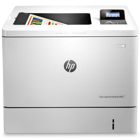 Imagem de Impressora HP Color LaserJet Enterprise M553DN