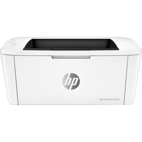 Imagem de Impressora HP Laser Mono LaserJet Pro M15w