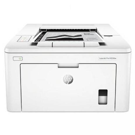 Imagem de Impressora HP LaserJet Pro M15w com Wi-Fi 110V - Branca