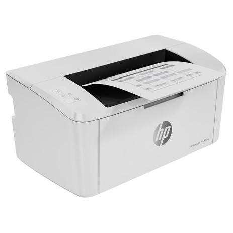 Imagem de Impressora HP LaserJet Pro Mono M15W Wireless 110v