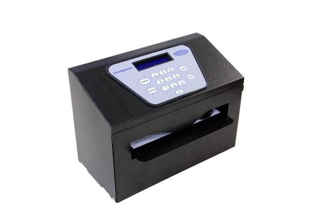 Imagem de Impressora Matricial de Cheques Checkprinter II Menno
