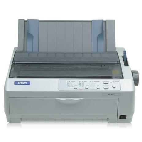 Imagem de Impressora Matricial Epson FX-890  220V