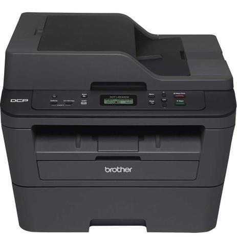 Imagem de Impressora Multifuncional Brother Laser Monocromática DCP-L2540DW