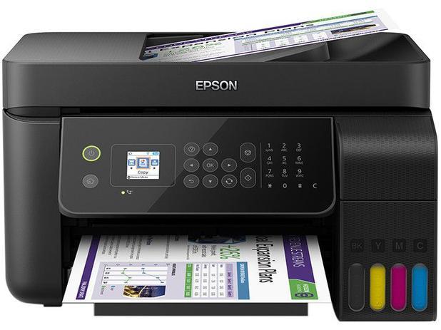 Imagem de Impressora Multifuncional Epson EcoTank L5190