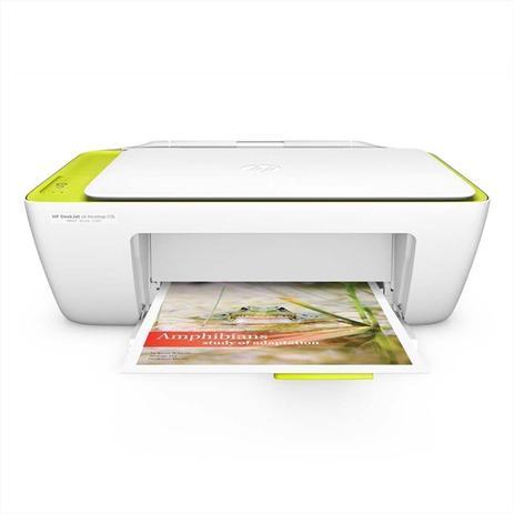 Imagem de Impressora Multifuncional HP DeskJet Ink Advantage 2136 Color