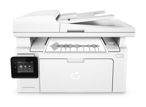 Imagem de Impressora Multifuncional HP LaserJet Pro M130FW Fax Wireless 110v