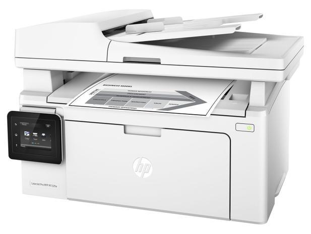 Impressora Multifuncional HP LaserJet Pro M132fw - Laser Wi-Fi USB - 110V