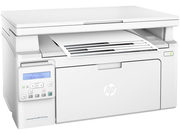 Imagem de Impressora Multifuncional HP LaserJet Pro M132nw