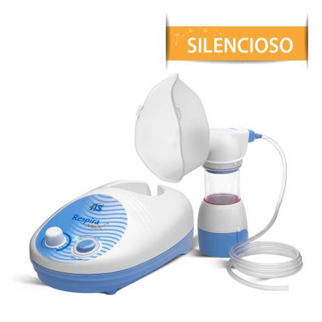 Imagem de Inalador Ultrassônico NS Respiramax Bivolt Automático