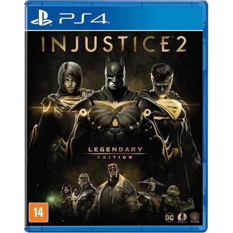 Imagem de Injustice 2 Edição Lendaria PS4