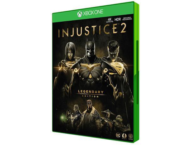 Imagem de Injustice 2 Legendary Edition para Xbox One