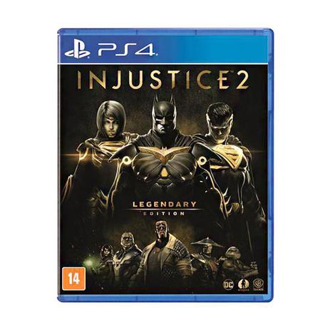 Imagem de Injustice 2 Legendary Edition - PS4 ( Português )