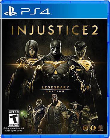 Imagem de Injustice 2: Legendary Edition - PS4