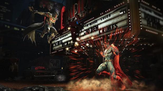 Imagem de Injustice 2 Playstation Hits - PS4