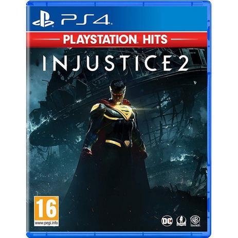Imagem de Injustice 2 Ps4
