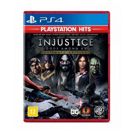 Imagem de Injustice Gods Among Us Ultimate Edition - PS4 ( PS Hits )